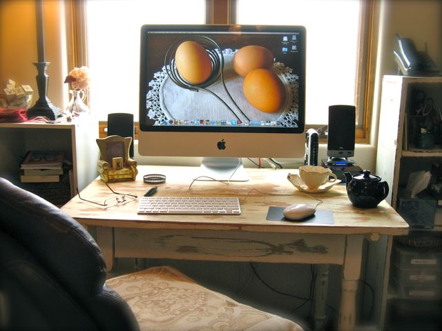 Imac A Different Wholeness